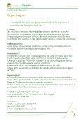 Cafeeira - Ministério da Agricultura, Pecuária e Abastecimento - Page 5