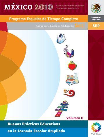Buenas Prácticas Educativas en la Jornada Escolar Ampliada ...