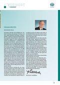 Geschäftsbericht 2011 - Adra - Seite 3