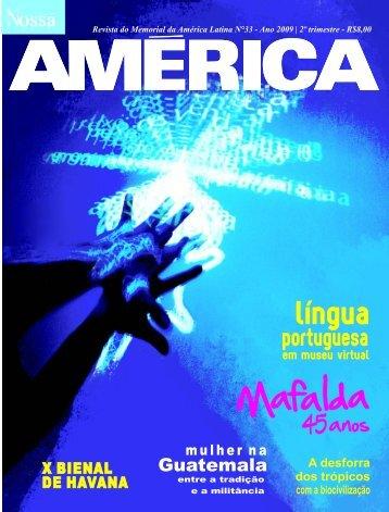 Edição 33 - Memorial da América Latina