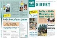Ausgabe Mai 2005 - Adra