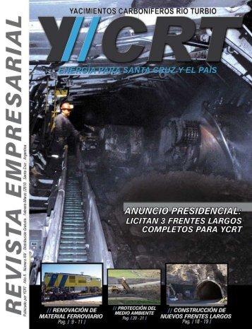 Ver Revista Nº 14 - YCRT