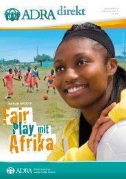 direkt FairNach der WM 2010 - Adra