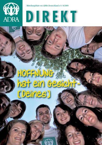 Aktion Deutschland Hilft - Adra