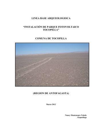 Anexo AR-1 Caracterización Arqueológica