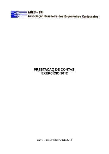 Prestação de Contas 2012.pdf - ABEC-PR