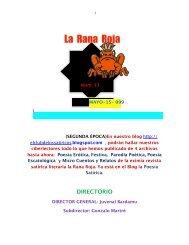 LA RANA ROJA II-13