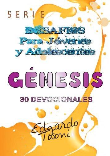 Desafios Para Jóvenes y Adolescentes Génesis