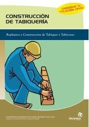 CONSTRUCCIÓN DE TABIQUERÍA - Ideaspropias Editorial