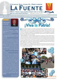 Número 51 Año 2010 Mes Junio - San Juan El Precursor