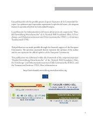 Esta publicación solo fue posible gracias al apoyo financiero ... - FDCL