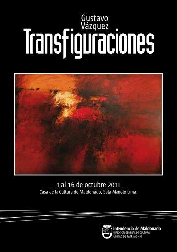 Gustavo Vázquez - Dirección de Cultura