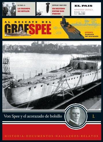 Von Spee y el acorazado de bolsillo