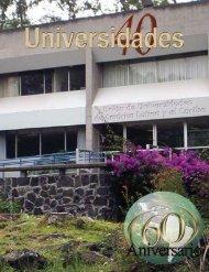 Revista Universidades Número 40, Enero - Marzo de 2009 - udual