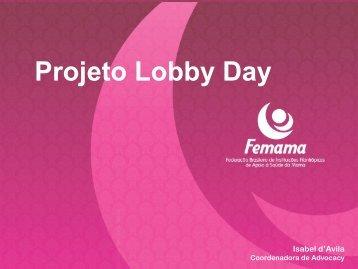 Download do arquivo em PDF - Femama