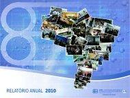 RELATÓRIO ANUAL 2010 - Abes