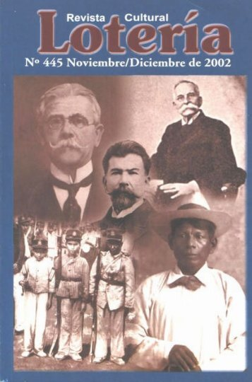 Nov. Dic. Nº 445 - Biblioteca Virtual El Dorado