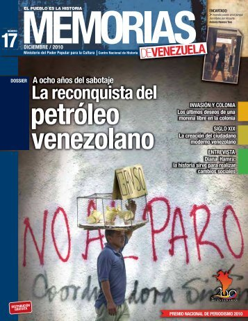 21.Memorias de Venezuela (Numero 17) - Iaeden