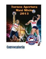 Convocatoria - Club Olympic