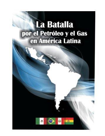 libro la batalla petroleo - Aepet