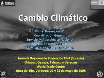 Cambio Climático - Gobierno del Estado de Veracruz