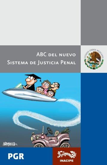 ABC del Nuevo Sistema de Justicia Penal - Setec