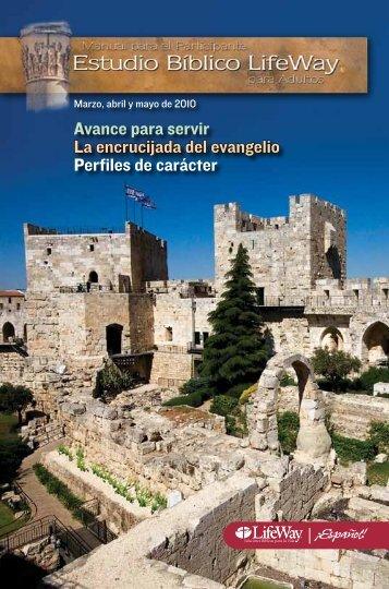 Estudio Bíblico LifeWay para Adultos - Manual para el Participante ...