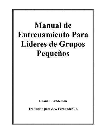 manual de estudios para grupos familiares estudios b 237