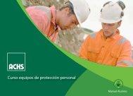 Curso equipos de protección personal - ACHS