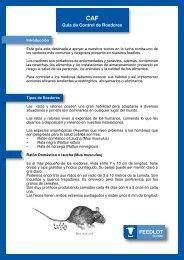Guía de Control de Roedores
