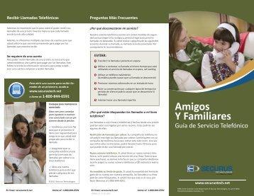 Amigos Y Familiares - CT.gov