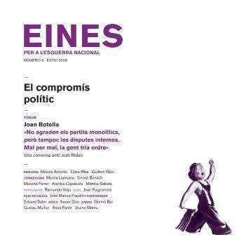 05. El compromís polític - Fundació Josep Irla