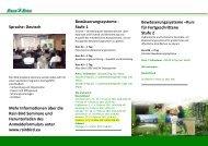 Sprache: Deutsch Mehr Informationen über die ... - Proehl-gmbh.de