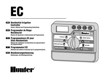 EC - Hunter Industries