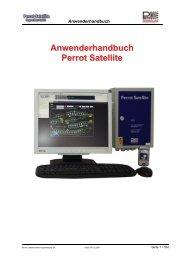 Anwenderhandbuch Perrot Satellite - Proehl-gmbh.de