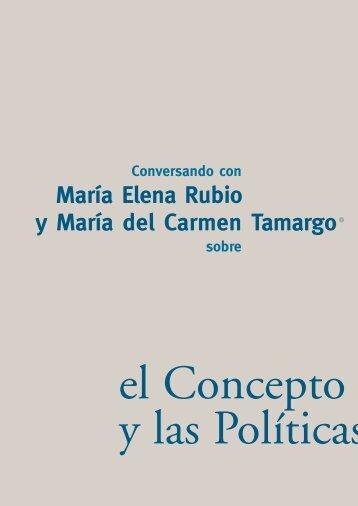 entrevista a Maria Elena Rubio y Maria del Carmen Tamargo