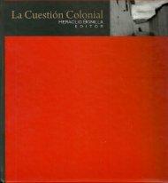 2011. La cuestion colonial - Antonio Ibarra