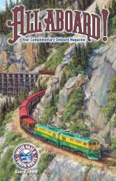 Download - White Pass & Yukon Route Railroad