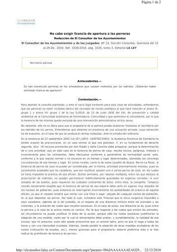 Página 1 de 2 22/12/2010 http://elconsultor.laley.es/Content ...