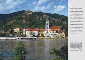Die Donau - Profil-Travel GmbH