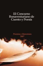 Libro concurso 2007.pdf - Universidad de San Buenaventura Cali