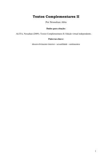 nessahan alita - textos complementares ii - livro verdadeiro.pdf