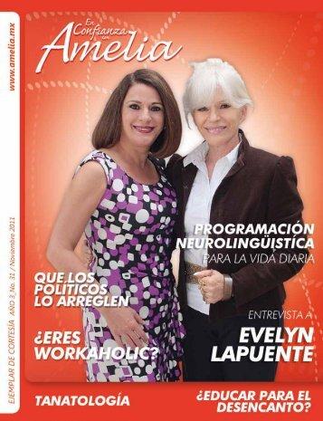 editorial noviembre - Amelia