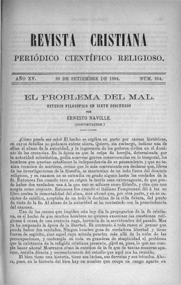 REVISTA CRISTIANA - Fundación Federico Fliedner