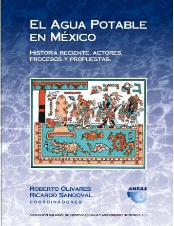 agua potable en México - Aneas