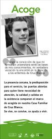 CUIDADO - Hermanos Franciscanos de Cruz Blanca - Page 5