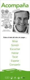 CUIDADO - Hermanos Franciscanos de Cruz Blanca - Page 7