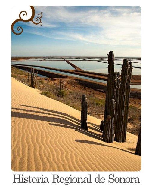 Historia Regional De Sonora