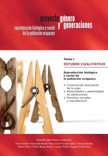 Reproducción biológica y social de la población uruguaya