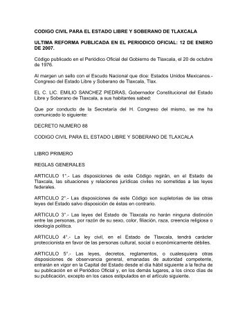 codigo civil del estado de sonora: